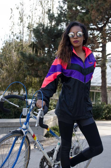 Chasing Spring - Bikewear (Crop)