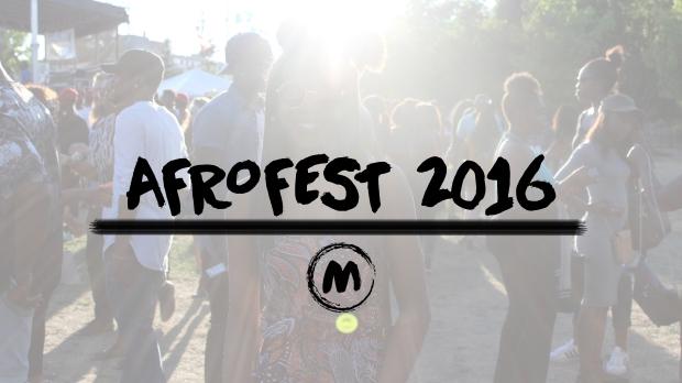 Afrofest 2016